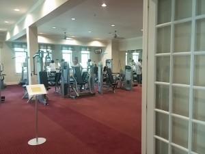 Exercise Center Four Seasons