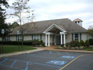 Cedar Village Clubhouse Brick